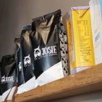 A photo of the premium coffee beans used at our Cafe, supplied by Josie Coffee