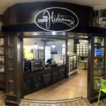 A photo of the entrance of The Coffee Hideaway Cafe